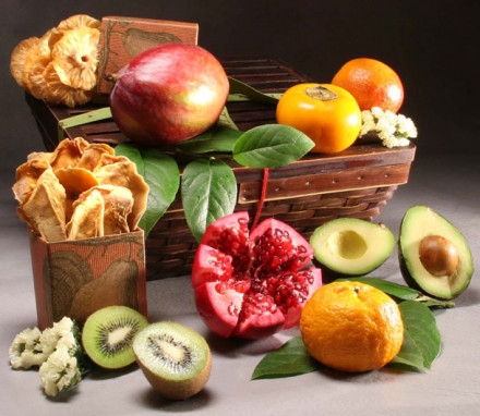 Tropical Fruit Hamper 2