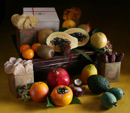 Tropical Fruit Hamper 4