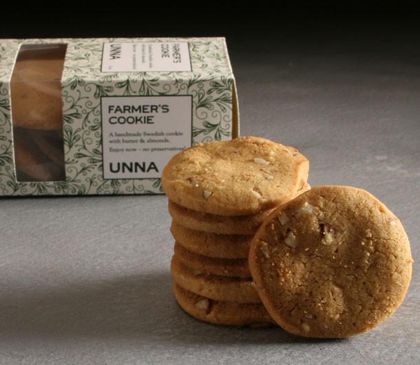 Organic Farmer's Cookies