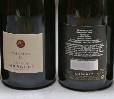 Marguet Pere Champagne