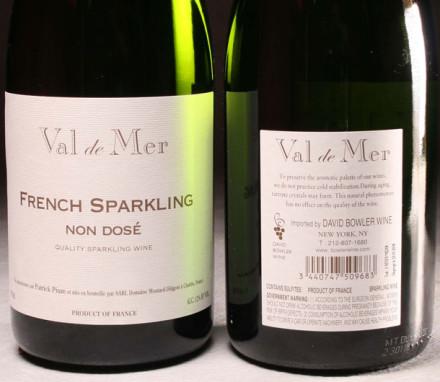 Val de Mer Champagne