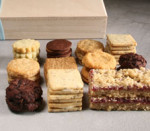 Tea Cookies in a Wood Box (31 cookies)