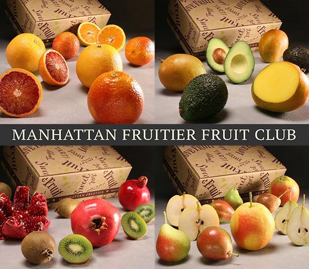 October Fruit Club