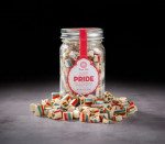 Pride Art Candy Mason Jar