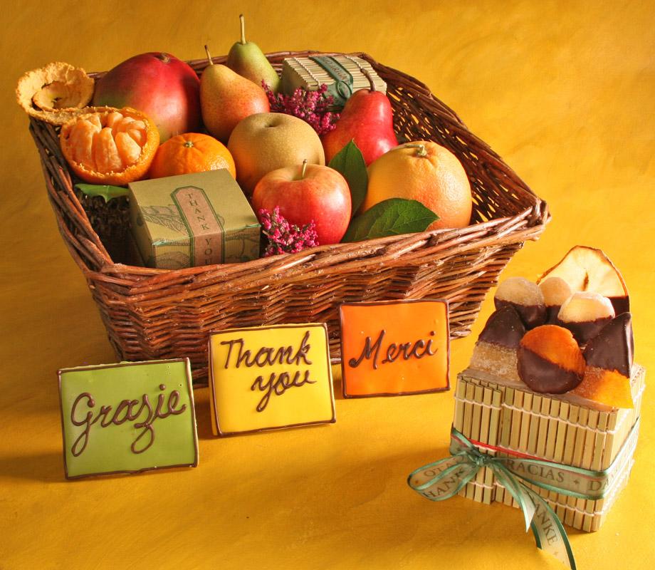 wedding gift basket notes lading for