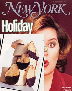 New York Magazine article about Manhattan Fruitier
