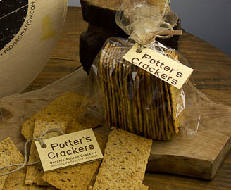 Potters Crackers