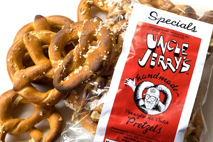 Uncle Jerry's Pretzels